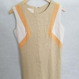Women's 1960s Miss Fame Linen Dress